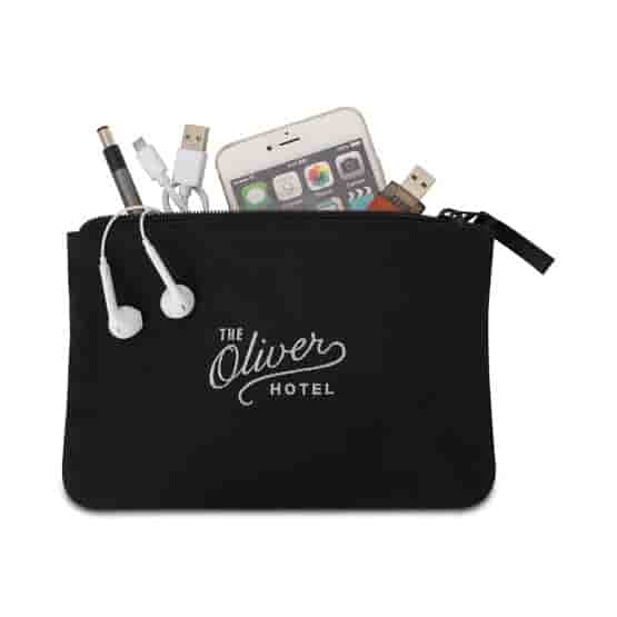 Ashley Canvas Accessory Pouch