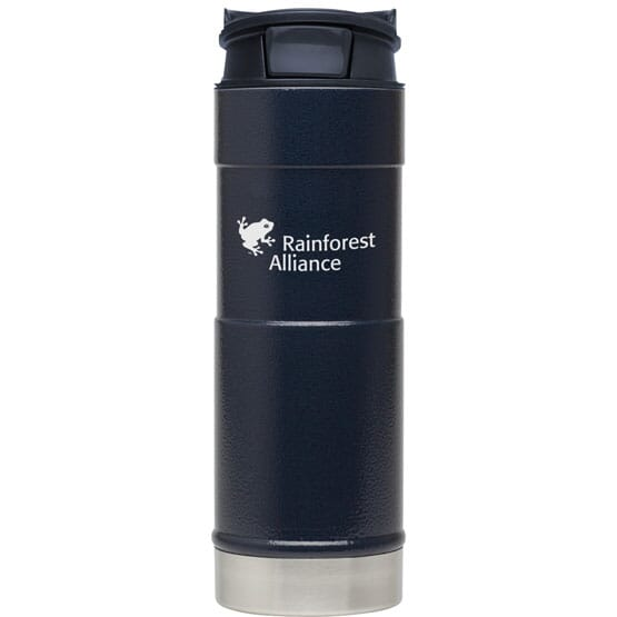 16 oz Stanley® Push Button Travel Mug