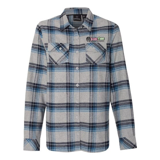 Burnside® Women's Plaid Flannel Shirt