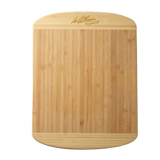 Two-Tone Bamboo Cutting Board