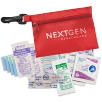 Promotional First Aid Kits with Custom Printed Logo