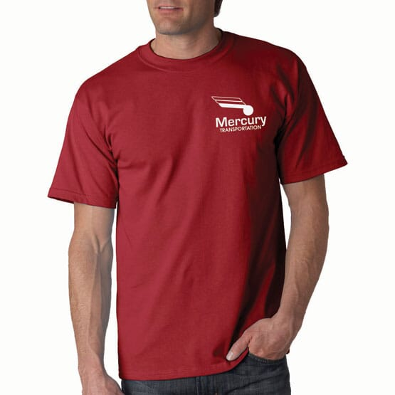 Gildan Tshirt with logo