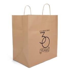 Eco Kraft Paper Shopping Bags
