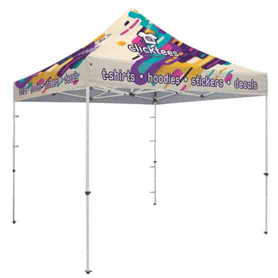 Full Color Event Tent Kit