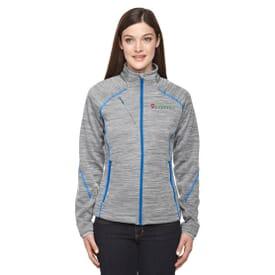 North End Sport® Flux Melange Jacket - Ladies'