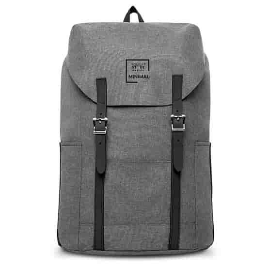 Aiden Flip-Top Backpack