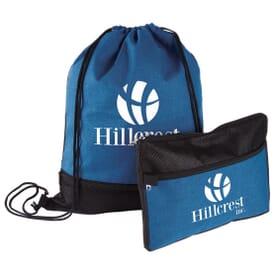 Everyday Pocket Backpack & Bag Combo