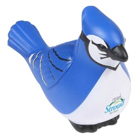 Blue Jay Mascot Stress Reliever