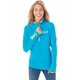 Women's Knew Half Zip