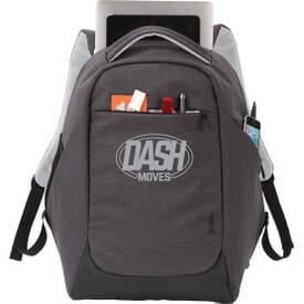 "Zoom® Covert Security TSA 15"" Travel Backpack"