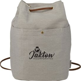 Field & Co.® Convertible Canvas Tote Backpack