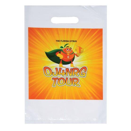 9 X 13 Full Color Plastic Bags 121212