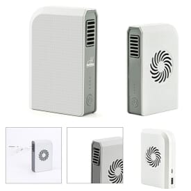 Personal Fan & Power Bank Combo