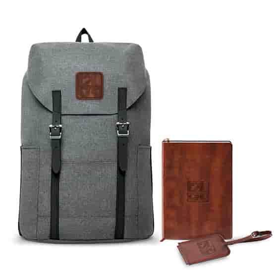 Fabrizio Travel Backpack Set