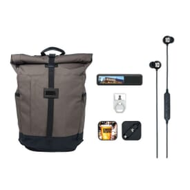 Tech Backpack Welcome Kit