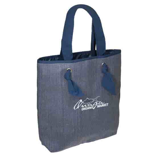 Classic Tote Bag with Canvas Handles