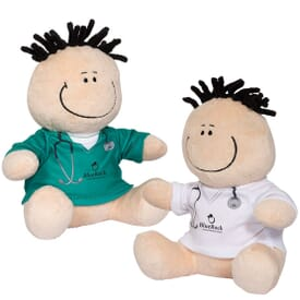 Doctor and Nurse MopTopper™ Plush Friends