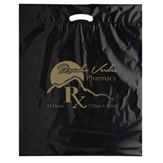 "18"" X 22"" Biodegradable Plastic Bags 121325"