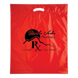 "18"" x 22"" Biodegradable Plastic Bags"