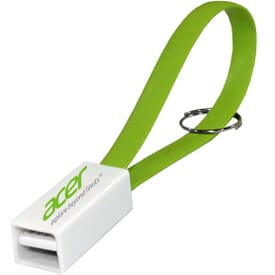 On-the-Go USB Charging Cable - Full Color