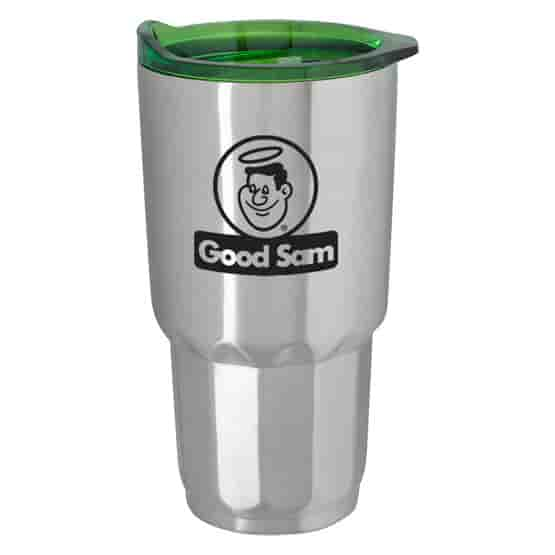 27 oz Stainless Steel Tumbler with Lid