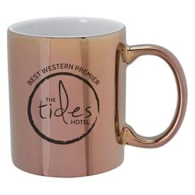 12 oz Brilliant Metallic Mug