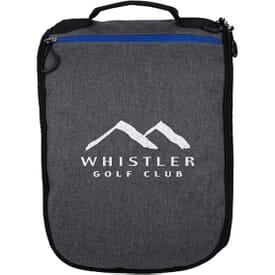 Zippered Travel Shoe Bag