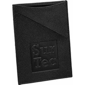 Modern Ultrahyde RFID Passport Wallet