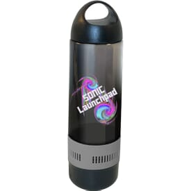 Sporty Bluetooth® Speaker Bottle - Full Color