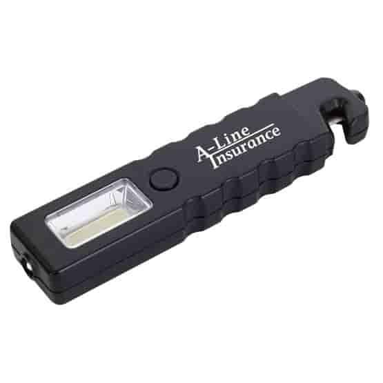Auto Emergency Tool with COB Flashlight