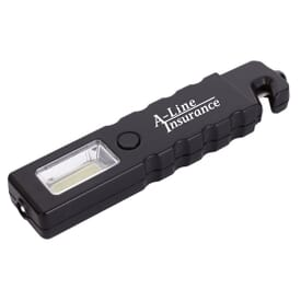 Auto Emergency Tool with COB Flashlight