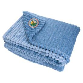 Stripe-Patterned Blanket