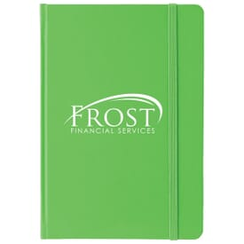 Color Burst Notebook - Large