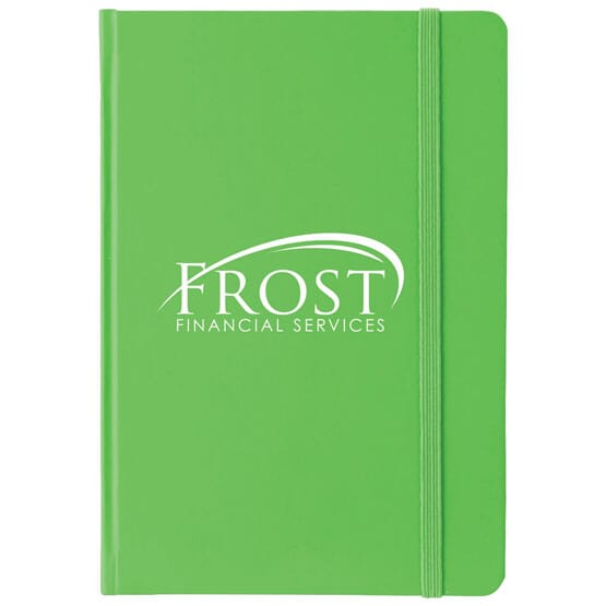 Color Burst Notebook - Large 121433