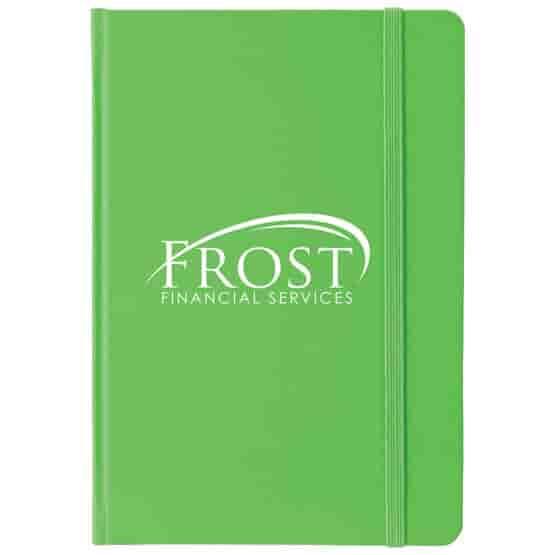 Color Burst Notebook - Large