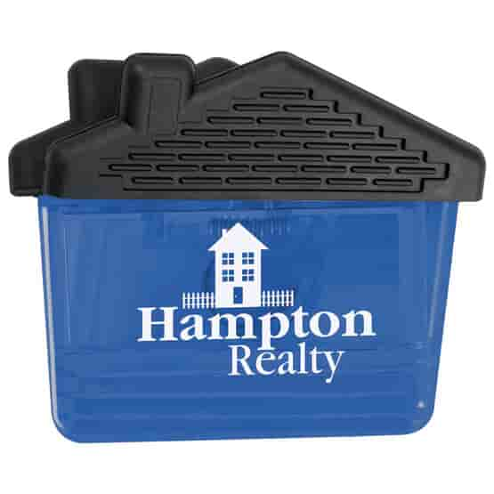 House Shaped Magnetic Clip