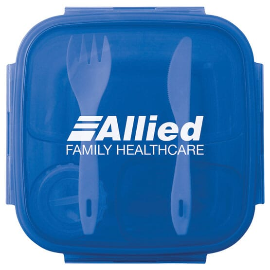 Portable Salad Container
