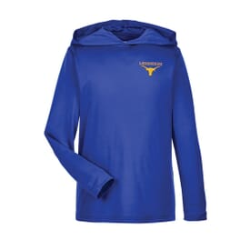 Youth Active Life Easy-Care Performance Hoodie