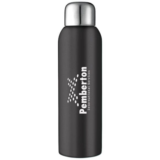 28 oz Sleek Stainless Water Bottle