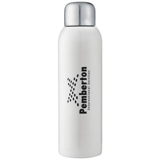 28 oz Sleek Stainless Water Bottle
