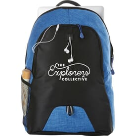 "Portland 15"" Backpack with Laptop Sleeve"