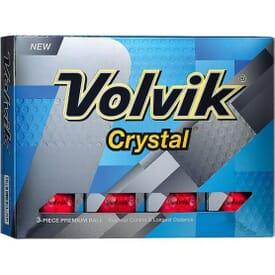 Volvik® Crystal Golf Ball