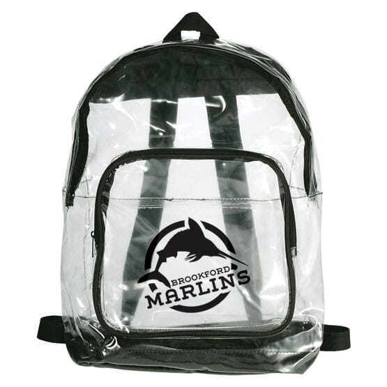 Clear View Backpack