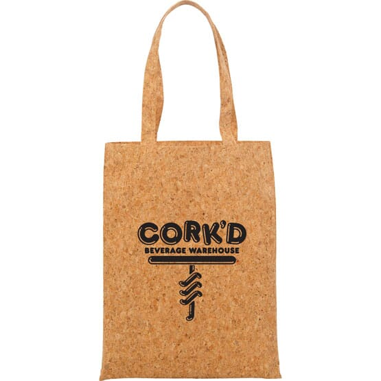 All Cork Tote Bag