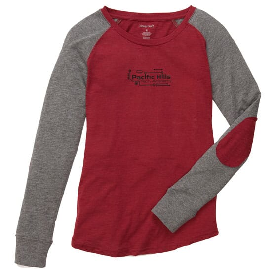 Patches Long-Sleeve Tee