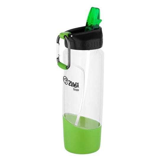 28 oz Tritan™ Flip Water Bottle with Carabiner