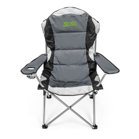 Tailgate Padded Folding Lounge Chair