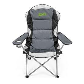 Tailgate Padded Folding Lounge Chair