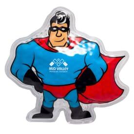 Superhero Dude Aqua Pearls™ Hot/Cold Pack