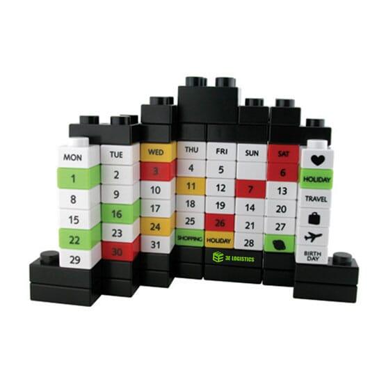 Building block puzzles